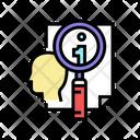 Personal Information Personal Information Icon