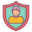 Dentity Protection Insurance Protection Icon
