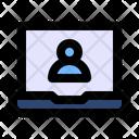 Personal Laptop Icon