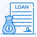 Personal Loan Lending Money Borrow Money Icon