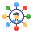 Personal Network Icon