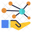 Personal Network Sharing Icon