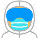 Personal Protective Suit Icon