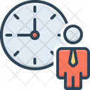 Personal Schedule Timetable Roster Icon