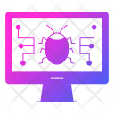 Personal Security Cyber Icon