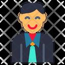 Individual Person Development Icon
