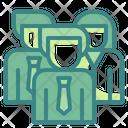 Personnel Staff Organization Icon