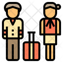 Personnel Staff People Icon