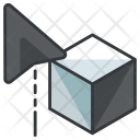 Perspective selection Icon