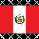 Flag Country Peru Icon