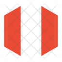 Peru Flag World Icon