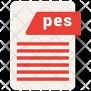 Pes file Icon