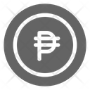 Peso Philippine Currency Icon