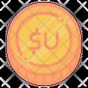 Uruguayan Finance Uyu Icon