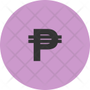 Peso Currency Cup Icon