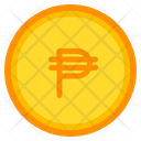 Peso Coin Currency Icon