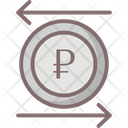 Peso Business Currency Icon