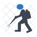 Pest Controlling Icon