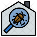Pest inspection Icon