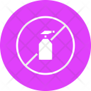 Pesticide Spray Organic Icon