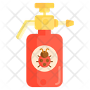Pesticide Agriculture Spray Icon