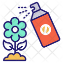 Pesticide Plants Spray Icon