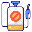Pesticide Spray Poison Icon