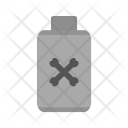 Pesticide Bottle Icon
