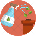 Garden Pesticide Insecticide Icon