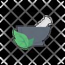Pestle Mortar Pharmacy Icon
