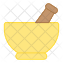 Pestle Mortar Bowl Grading Icon