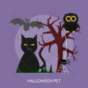 Pet Animal Cat Icon