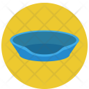 Pet Bed Bowl Icon