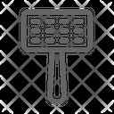 Pet Brush Comb Icon