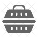 Pet Carrier Cargo Icon