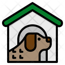 Pet Boarding Dog Icon