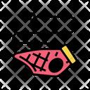 Pet Leash Color Icon