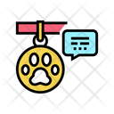 Pet Nameplate Information Icon