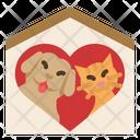 Pet Adoption Icon