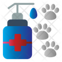 Antiseptic Clinic Anti Virus Icon
