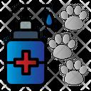 Antiseptic Clinic Anti Virus Icon