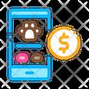 Cash Assistance Animals Icon