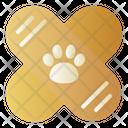 Bandaid Pet Vet Icon