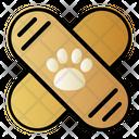 Pet Bandage Icon