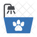 Pet Bath Animal Icon