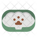 Pet Bed Clinic Icon