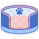 Pet Bed Animal Bed Bed Icon