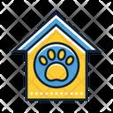 Pet Boarding Icon