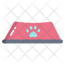 Pet Bowel Pet Bowl Dog Food Icon