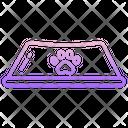 Pet Bowel Icon